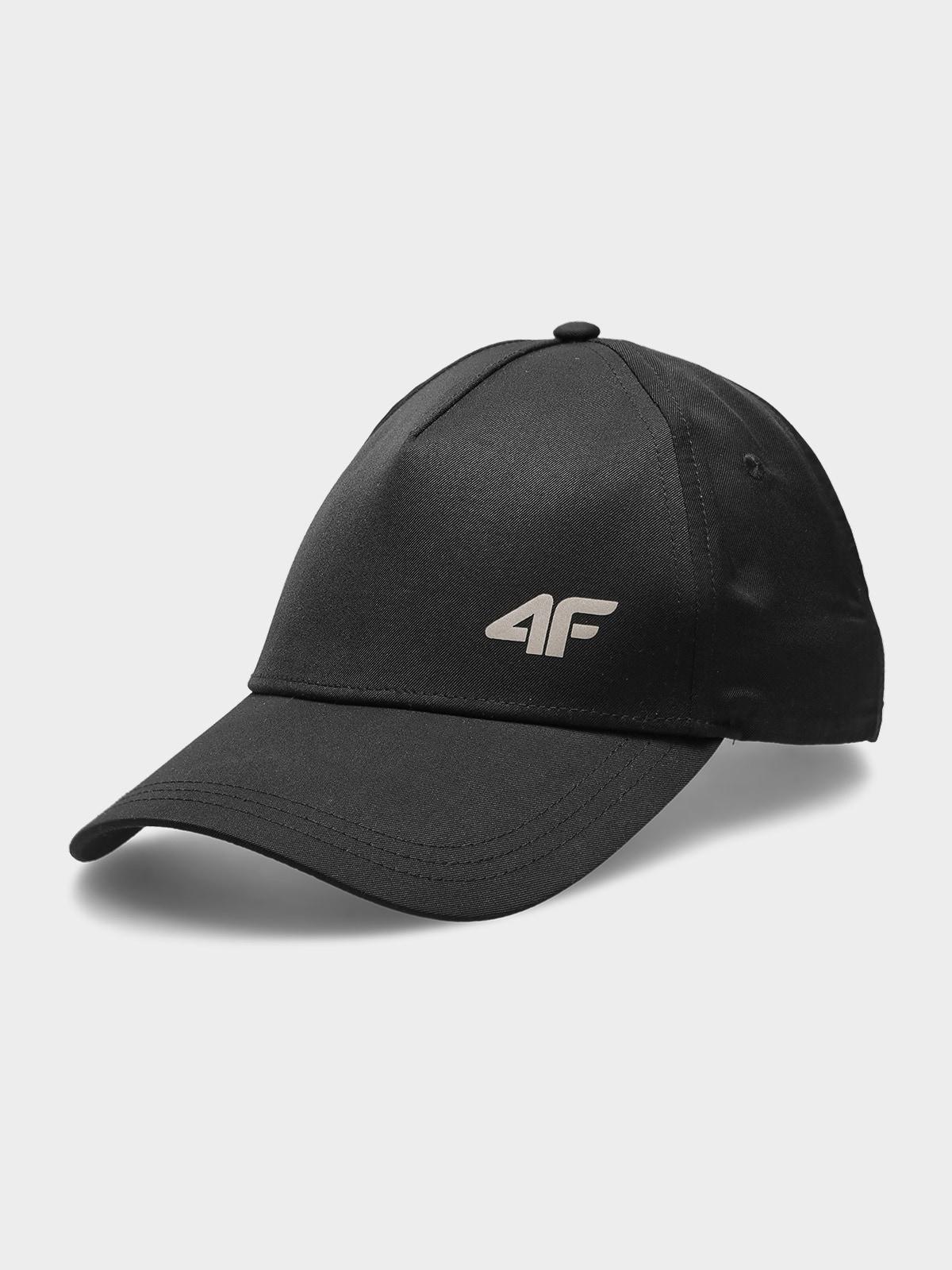 Dámská čepice s kšiltem