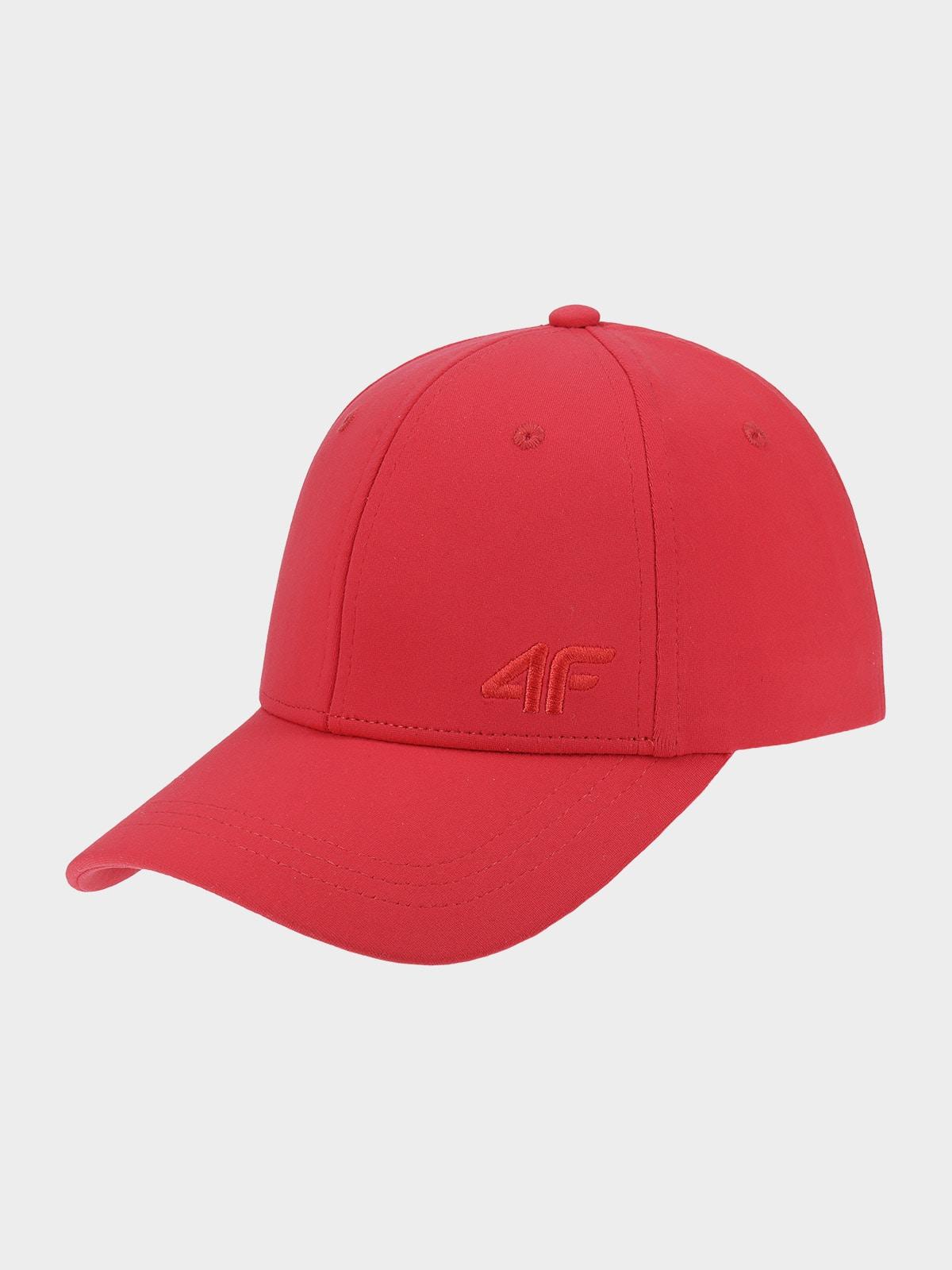 Dámská čepice s kšiltem -