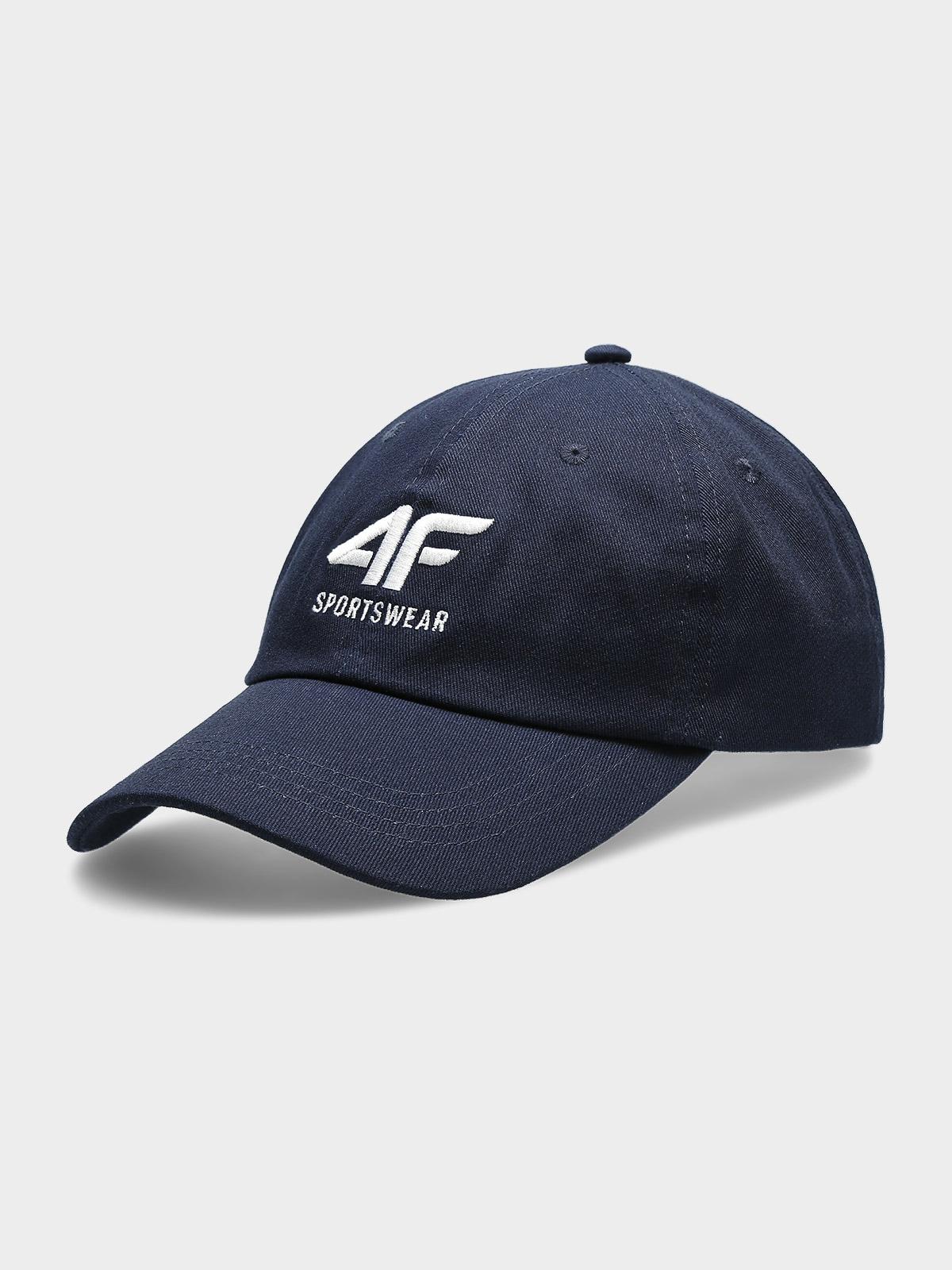 Pánská čepice s kšiltem