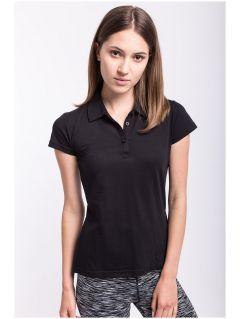 dámské polo tričko TSD050 - černá