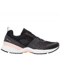 Dámské běžecké boty OBDS100 -  černá