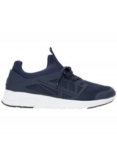 Pánské boty lifestyle OBML203 -  temná tmavě modrá