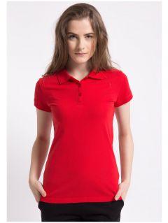 dámské polo tričko TSD051A - červená