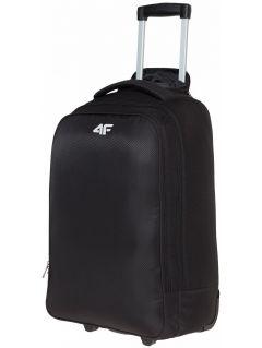 Cestovní taška na kolečkách TNK053 - ČERNÁ