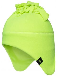 čepice pro mladší chlapce jcam103 - zelená
