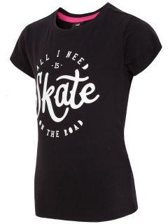 Tričko pro mladší holky JTSD106A - černá
