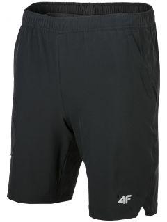 Pánské cyklistické tričko  RSM002 -  černá