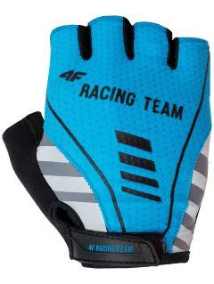 cyklistické rukavice RRU204 - modrý