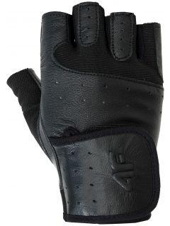 Sportovní rukavičky unisex RRU004 - černá