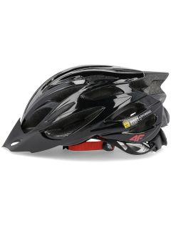 Cyklistická helma unisex KSR300 - hluboce černá