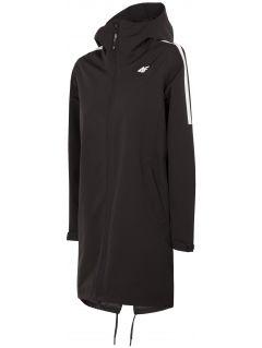 Dámská městská bunda KUDC242 - tmavě šedá