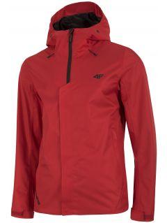 Pánská městská bunda KUM300 – červená