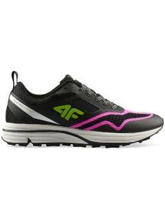 Dámské běžecké boty OBDS101 - hluboce černé