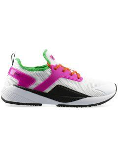 Dámské sportovní boty OBDS302 - bělavé