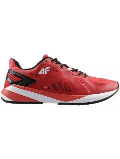 Pánské běžecké boty OBMS301 – červené
