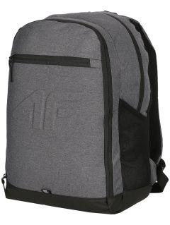 Městský batoh PCU300 - středně šedý melír