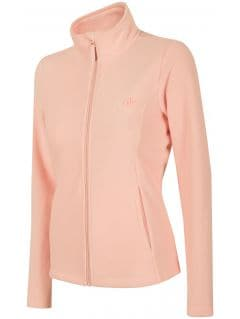Dámský fleece PLD300 - světle růžový
