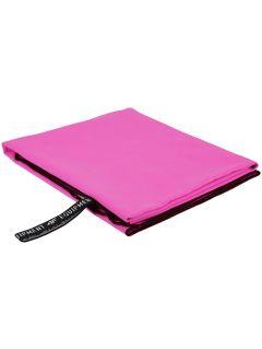 Sportovní ručník RECU200B – růžový
