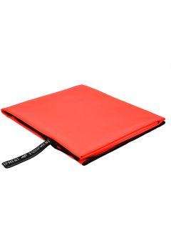 Sportovní ručník RECU200B - neonově červený