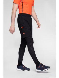 Pánské tréninkové šortky SKMF275 - hluboce černé