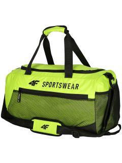 Sportovní taška TPU109 - neonově žlutá