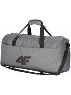 Sportovní taška TPU300 - středně šedý melír