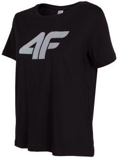 Dámské tričko TSD304 - hluboce černé