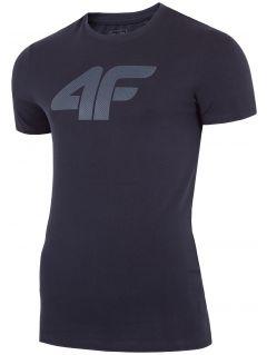 Pánské tričko TSM303 – tmavě modré