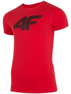 Pánské tričko TSM303 – červené