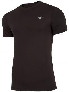 Dámské tréninkové tričko TSMF300 - hluboce černé