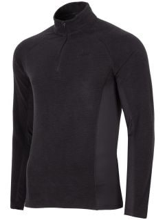 Pánské fleecové prádlo BIMP252 - tmavě šedé