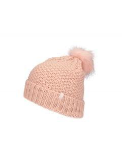 Dámská čepice CAD151 - světle růžová