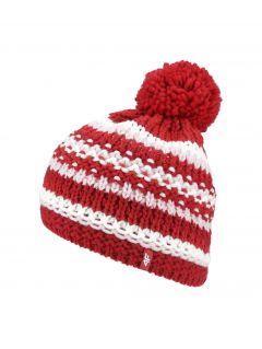 Dámská čepice CAD155 – červená