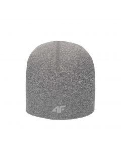 Tréninková čepice unisex CAU300 - šedý melír