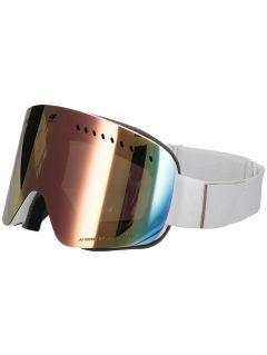 Dámské lyžařské brýle GGD150 – bílé
