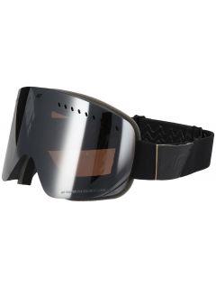Dámské lyžařské brýle GGD150 - hluboce černé
