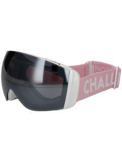Dámské lyžařské brýle GGD251 - světle růžové