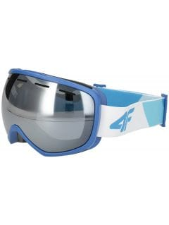Pánské lyžařské brýle GGM250 – tmavě modré