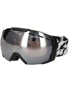Pánské lyžařské brýle GGM252 - hluboce černé