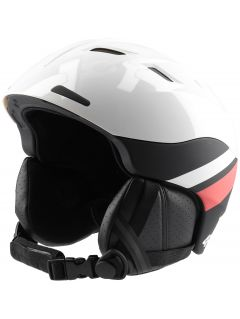 Dámská lyžařská helma KSD150– bílá