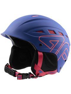 Dámská lyžařská helma KSD250 – kobaltová
