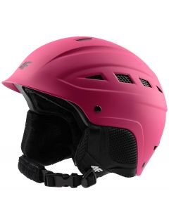 Dámská lyžařská helma KSD350 – růžová