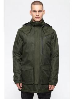 Pánská městská bunda KUM203 – khaki