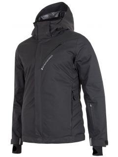 Pánská lyžařská bunda KUMN154 – černá