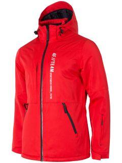 Pánská lyžařská bunda KUMN552A – červená