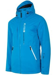 Pánská lyžařská bunda KUMN552R – modrá