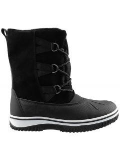 Dámské sněhové boty OBDH202 - černé