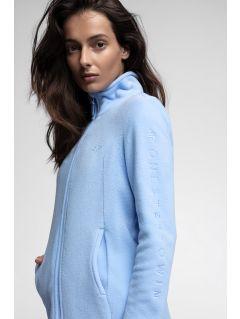 Dámský fleece PLD300 - světle modrý