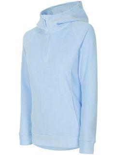 Dámský fleece PLD301 - světle modrý