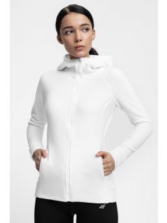 Dámský fleece PLD302 – bílý